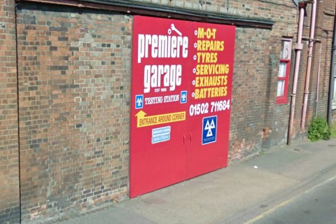 Premiere Garage Beccles